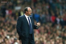 Benitez blames mistakes, not rotation, for Napoli debacle