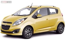 Auto Expo 2014: Chevrolet Beat facelift teased