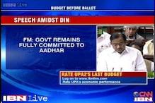 Budget 2014: Watch P Chidambaram's full speech on vote on account