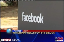 Facebook set to buy Whatsapp for a whopping $ 19 billion