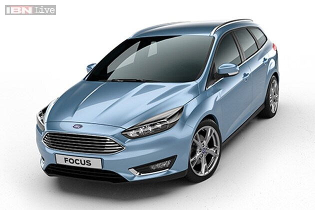 2015 ford focus to be unveiled at geneva auto show 2014 - news18