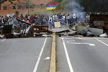 From jail, Venezuela protest leader urges resistance