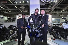 Kareena, Ranbir, Priyanka: Bollywood celebrities at the Auto Expo 2014