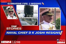 News 360: Navy Chief DK Joshi quits after INS Sindhuratna mishap