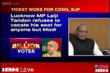 Rajnath Singh eyes Lucknow, Lalji Tandon says will leave seat for Modi