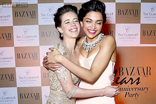 Snapshot: Are Deepika Padukone and Kalki Koechlin the new best ...