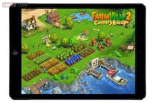 Zynga's FarmVille game coming to mobile this month; Poker, Words With Friends to get a facelift