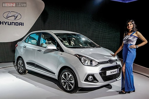 Hyundai Xcent launched in India at Rs 4.66 lakh