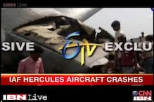IAF C-130J crash: 2 Wing Commanders, 2 Squadron Leaders among dead