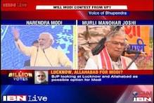 MM Joshi to get Varanasi, hunt still on for a seat for Modi
