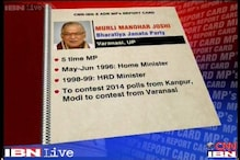 MPs rating: MM Joshi scores 5.8 on a scale of 10