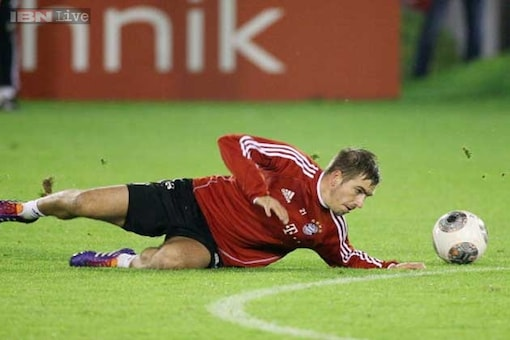 I want permanent midfield role, says Germany's Philipp Lahm