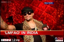 Watch: Rap duo LMFAO's SkyBlu speaks about his Indian experience