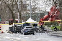 Two dead in news helicopter crash near Seattle Space Needle