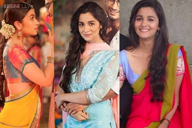 A Fashion Student S Guide To Chic Alia Bhatt S 2 States News18