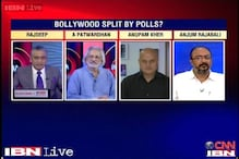 Is Bollywood divided at election time?