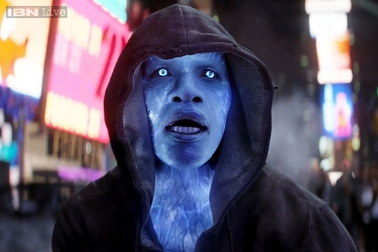 Watch: Vivek Oberoi dubs for Electro in 'The Amazing Spider-Man 2'