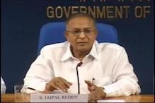 LS polls: Congress shifts Jaipal Reddy from Chelvella to Mahbubnagar