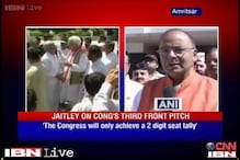 Congress will be reduced to 2-digit, NDA will get clear majority: Jaitley