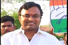 Chidambaram's son banks on banks to win from father's seat