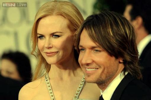 Nicole Kidman keeps the family together: Keith Urban