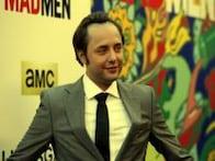 'Mad Men' final season: Actors John Hamm, January Jones, Christina Hendricks pose on the red carpet