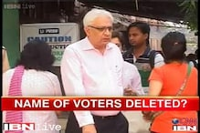 Missing names from voters list: MNS submits memorandum to poll officer