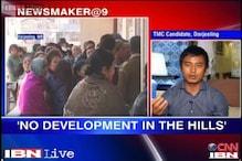 Can Bhaichung Bhutia score for the Trinamool Congress from Darjeeling?
