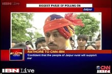 Voting for the first time, I'm confident, not nervous: Rathore