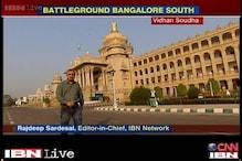 Rajdeep Sardesai @ ground zero: Campaign trail in Bangalore South