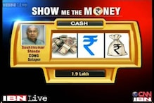 Show Me The Money: Shinde has Rs 8.4 cr as bank deposits, investments