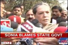 Odisha government did not utilise Central funds: Sonia Gandhi
