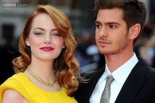 It's been fun working with Andrew Garfield because of who he is as an actor, and as a person: Emma Stone