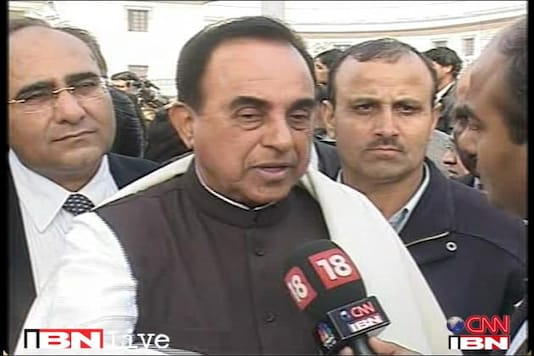 Subramanian Swamy flays 'The Economist' for editorial against Narendra Modi