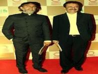 Noble intentions: Bollywood's biggies Amitabh Bachchan, Shilpa Shetty, Vidya Balan attend a fundraiser