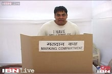 Watch: How Cyrus Broacha voted in South Mumbai