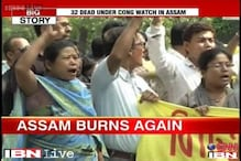 Political blame game over Assam violence as death toll reaches 32