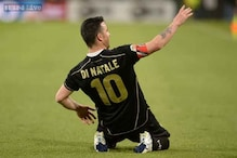Antonio Di Natale ends football career with a hat trick