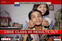 Truck driver's daughter scores 94.2 pc in CBSE Class XII exams