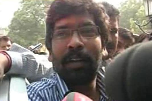 Our government is stable, says Hemant Soren