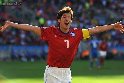 South Korea's Park Ji-sung retires