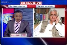 Congress not appeasing Muslims, Modi uses lord Ram for votes: Khurshid
