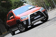 Toyota Etios Cross launched in India at Rs 5.76 lakh