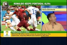 World Cup 2014: Late goal keeps Portugal alive