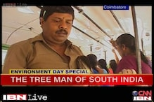 Meet a bus conductor who planted over a lakh trees across Tamil Nadu