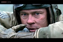 Watch: 'Ideals are peaceful, history is violent', says Brad Pitt in the new trailer for 'Fury'