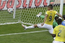 World Cup 2014: Colombia thrash Greece 3-0 in Group C opener