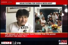 Don't blame us, manage the Delhi power crisis: Congress