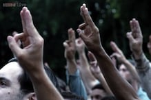 Hunger Games salute becomes symbol of Thai resistance