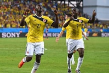World Cup 2014: Colombia rout Japan 4-1 to set up Uruguay date in Round of 16